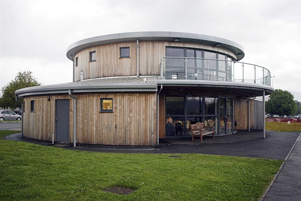 Llanfwrog Community Centre photo CP imaging